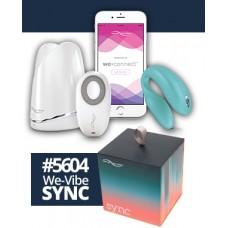 We-Vibe Sync аква-голубой